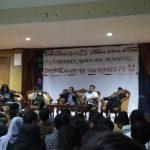 Debat Akademik Batal Dihadiri Rektor, Dosen Sucipto: Semoga Setelah Ini Ada Debat Jilid Berikutnya